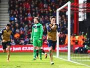 """Bóng đá - Arsenal thắng trở lại, Wenger đòi """"xử"""" Leicester"""