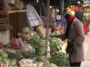 Video An ninh - Giá rau xanh ngày Tết tăng chóng mặt