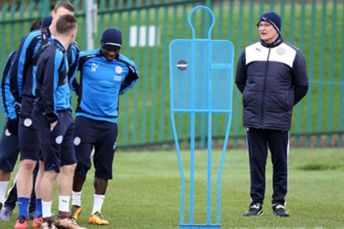 Ranieri tiết lộ bí quyết thành công của Leicester - 2