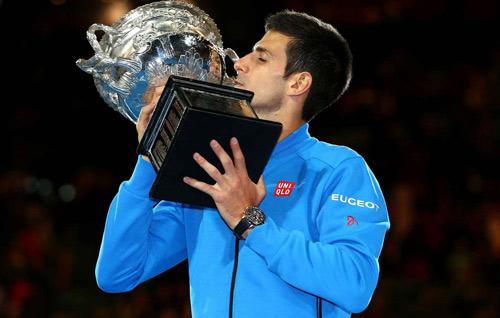 BXH tennis 8/2: Thế độc tôn của Djokovic - 1