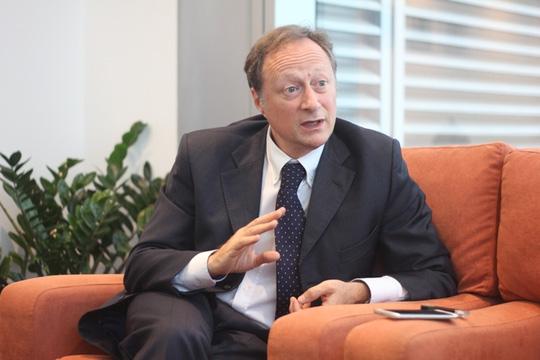 Đại sứ EU kể chuyện làm rể Việt Nam - 1