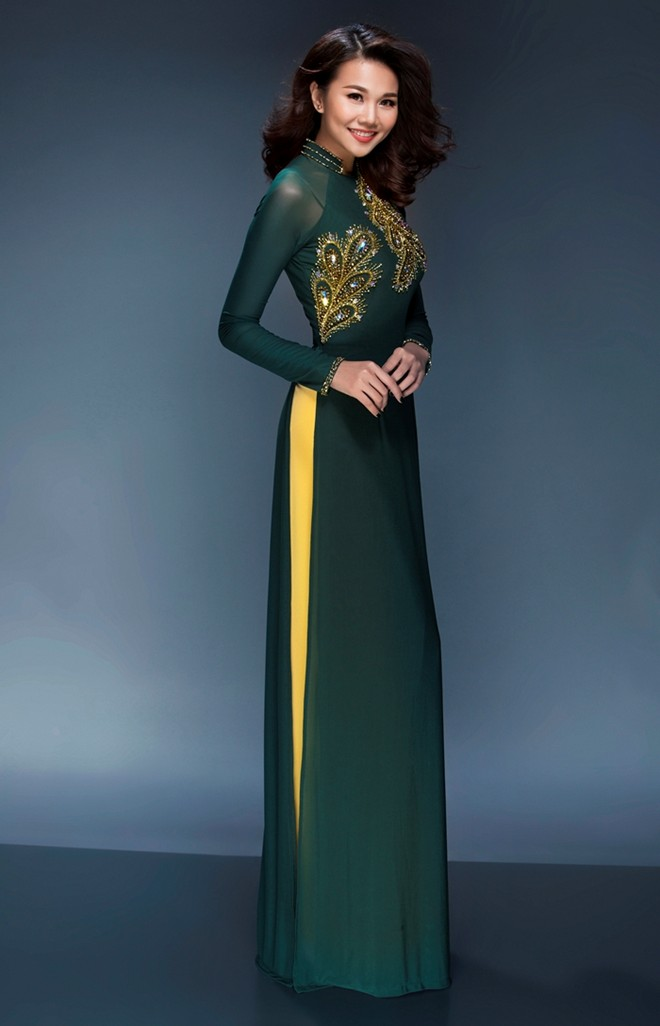 Làm thế nào để mặc áo dài đẹp hơn?