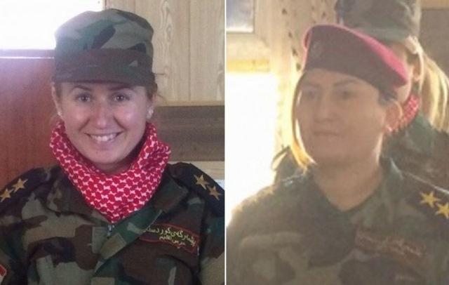 Nô lệ tình dục IS lập đội quân trả thù khủng bố - 1