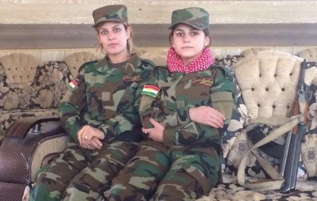 Nô lệ tình dục IS lập đội quân trả thù khủng bố - 2