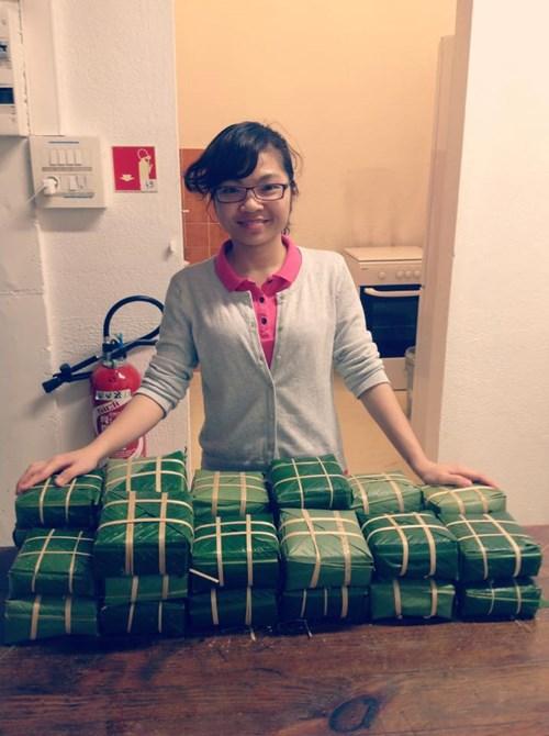 Du học sinh Việt và trải nghiệm ăn tết xứ người - 2