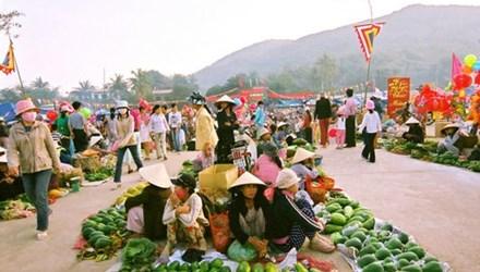 Độc đáo chợ cầu duyên ở Bình Định - 1