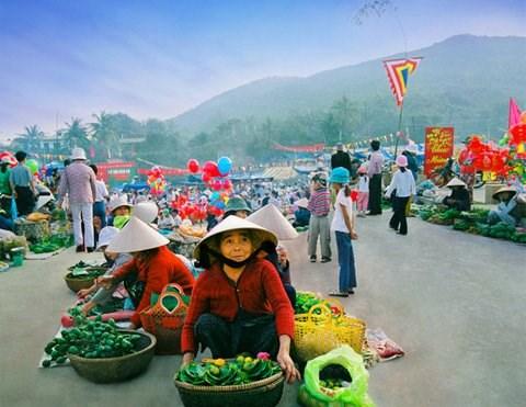 Độc đáo chợ cầu duyên ở Bình Định - 2