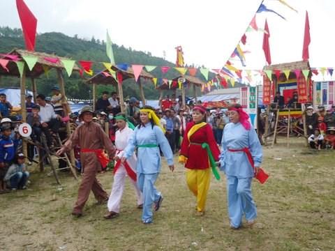 Độc đáo chợ cầu duyên ở Bình Định - 3