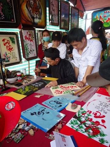 Độc đáo chợ cầu duyên ở Bình Định - 4
