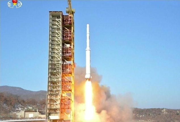 HQ: Tên lửa Triều Tiên hoàn toàn có thể vươn tới Mỹ - 1