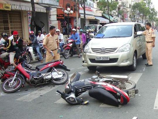 3 ngày Tết, 64 người chết do tai nạn giao thông - 1