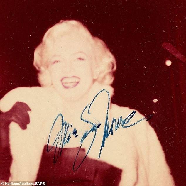 Fan cuồng tiết lộ bộ ảnh của nữ hoàng sexy Marilyn Monroe - 3
