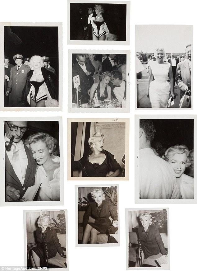 Fan cuồng tiết lộ bộ ảnh của nữ hoàng sexy Marilyn Monroe - 7