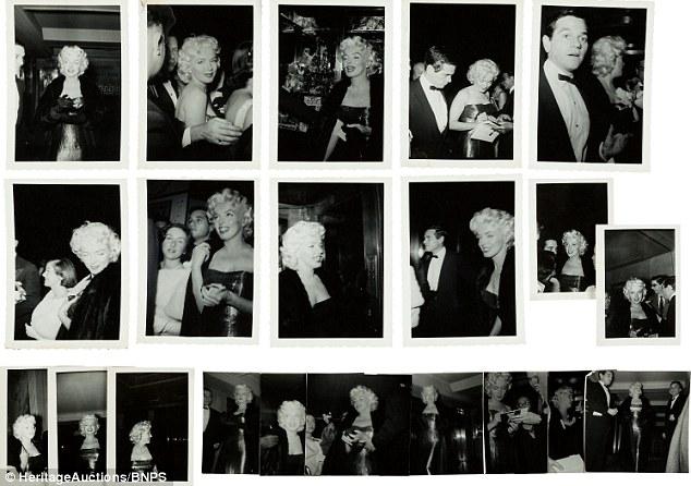 Fan cuồng tiết lộ bộ ảnh của nữ hoàng sexy Marilyn Monroe - 11