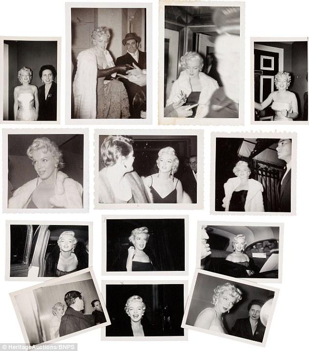 Fan cuồng tiết lộ bộ ảnh của nữ hoàng sexy Marilyn Monroe - 12