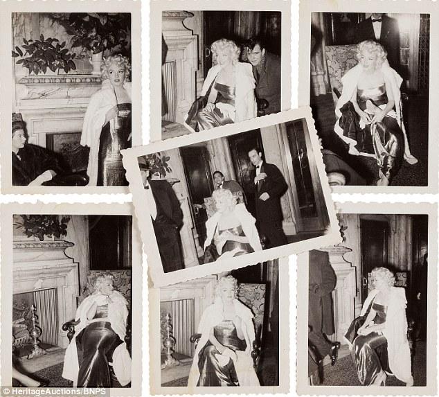 Fan cuồng tiết lộ bộ ảnh của nữ hoàng sexy Marilyn Monroe - 14
