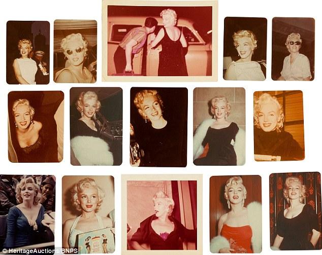 Fan cuồng tiết lộ bộ ảnh của nữ hoàng sexy Marilyn Monroe - 15