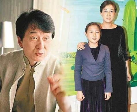 'Vợ hờ' Thành Long bị mẹ ép cầm dao giết người tình - 3