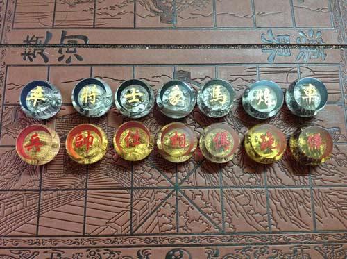 Bàn cờ đại, quân cờ lá trà và những ngôi sao làng cờ Việt - 10