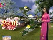 Dự báo thời tiết VTV ngày mùng 2 Tết: Thời tiết đẹp trên cả 3 miền
