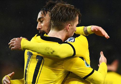 Stuttgart - Dortmund: Lần thứ 3 liên tiếp - 1