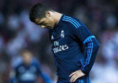 """Ronaldo đang có mùa giải """"tầm thường"""" nhất ở Real - 1"""