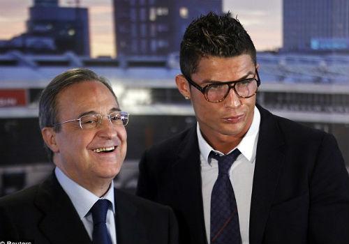 """Ronaldo đang có mùa giải """"tầm thường"""" nhất ở Real - 2"""