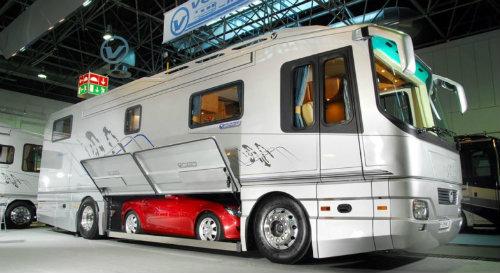 Những mẫu xe nhà di động đáng mơ ước cho du xuân (P2) - 4