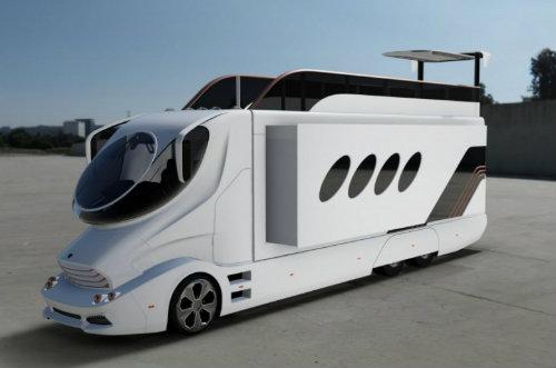 Những mẫu xe nhà di động đáng mơ ước cho du xuân (P2) - 6