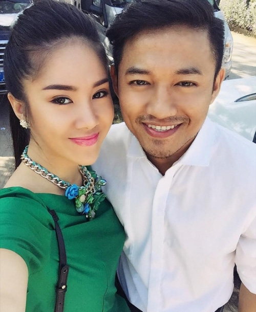 Showbiz Việt đầu năm 2016: Người hạnh phúc, kẻ tan vỡ - 8