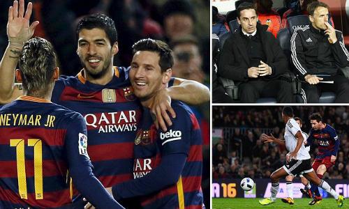 Valencia – Barcelona: Thiên đường ở trước mắt - 1