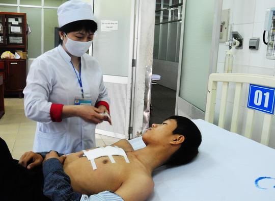 Sự cố bắn pháo hoa ở Quảng Ngãi: Do pháo bị ẩm? - 3