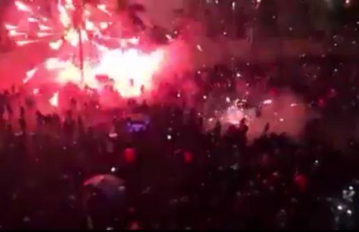 Sự cố bắn pháo hoa ở Quảng Ngãi: Do pháo bị ẩm? - 1