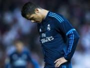 """Bóng đá - Ronaldo đang có mùa giải """"tầm thường"""" nhất ở Real"""