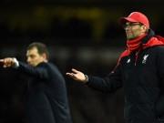 Liverpool bị loại khỏi FA Cup, Klopp vẫn lạc quan cao độ