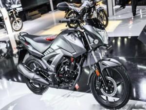 """Ô tô - Xe máy - Honda CB Unicorn 160 khoác áo mới mạnh như """"hùm xám"""""""