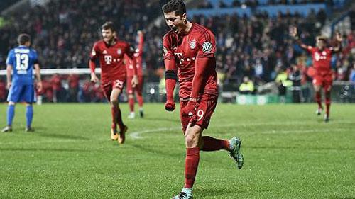 Bochum - Bayern: Ngày của Lewandowski - 1