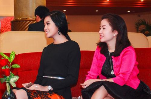 Mẹ của Huyền My - người mẹ hoàn hảo trong showbiz Việt - 1