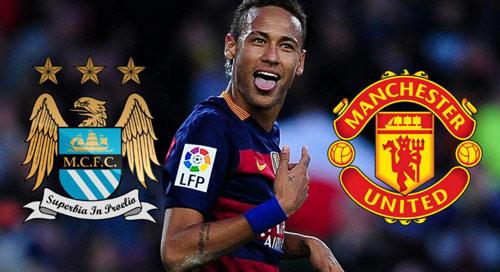 Vì Neymar, MU & Man City trả mức lương không tưởng - 1