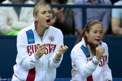 """Sharapova có thể không đủ """"điều kiện"""" dự Olympic - 1"""
