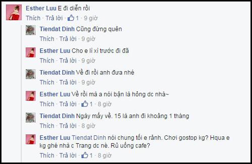 Facebook sao 11/2: Hari won đòi Tiến Đạt lì xì Tết - 2