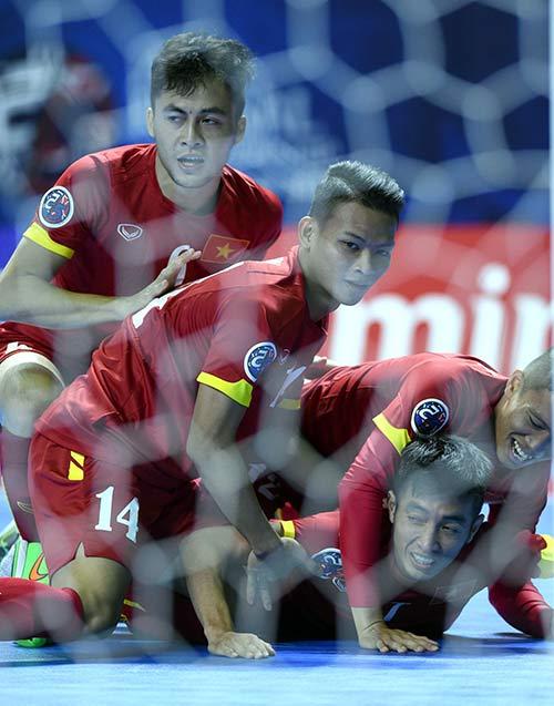 ĐT futsal Việt Nam thắng kịch tính Đài Loan (Trung Quốc) - 2