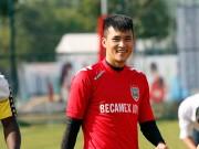 """Bóng đá - Các CLB V-League hối hả tập """"lấy may"""" ngày đầu năm"""