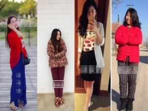 Bạn trẻ - Cuộc sống - Sốc với hình ảnh trước và sau Tết của các thiếu nữ