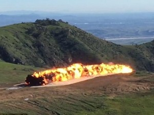 Video: Lính Mỹ phá bãi mìn bằng dây chứa 800kg thuốc nổ