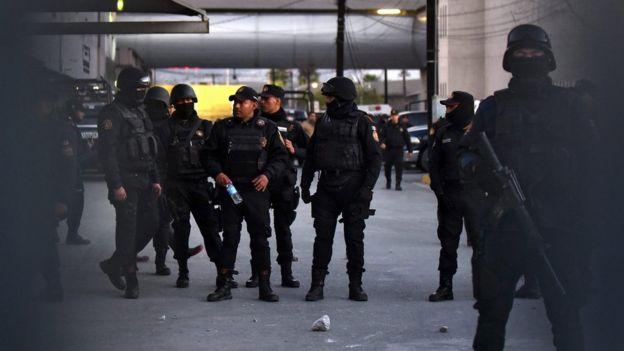 Bạo loạn bi thảm tại nhà tù Mexico, 52 người thiệt mạng - 1