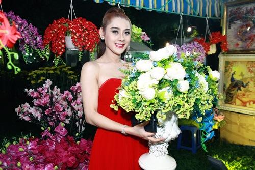 'Công chúa' Lâm Chi Khanh yêu kiều đón xuân - 7