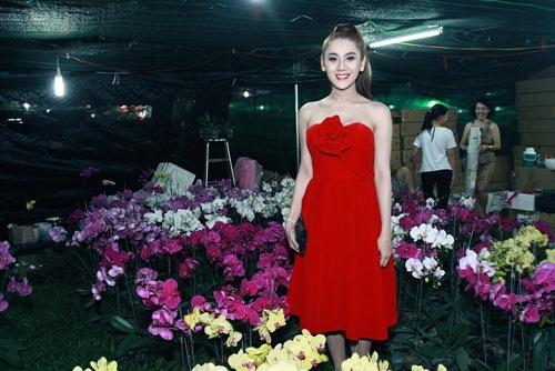 'Công chúa' Lâm Chi Khanh yêu kiều đón xuân - 8