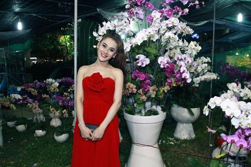 'Công chúa' Lâm Chi Khanh yêu kiều đón xuân - 9