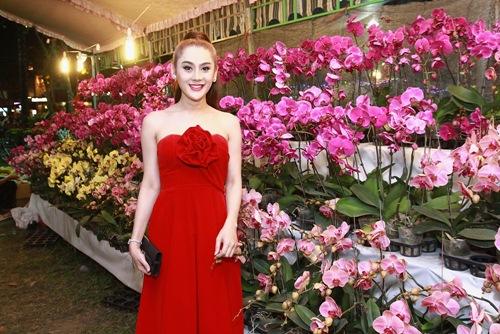 'Công chúa' Lâm Chi Khanh yêu kiều đón xuân - 10